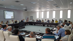 EACEA Institutional visit to University of Montenegro 250